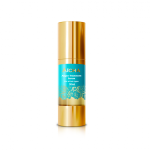 serum za lase z arganovim oljem