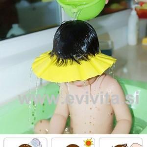 ščitnik za umivanje las