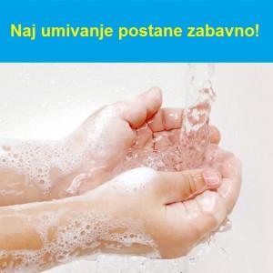 Otroški podaljšek za armaturo umivalnika