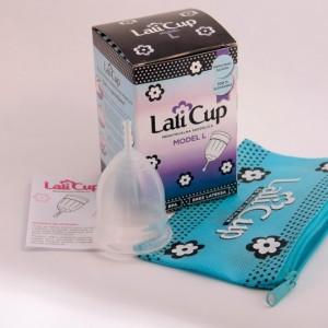 Menstrualna skodelica Lalicup model L