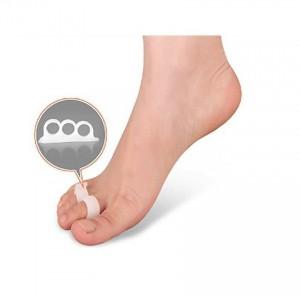 Silikonska opornica za ukrivljene prste na nogah